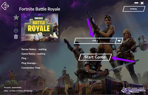 How to use PingBooster for Fortnite Battle Royale