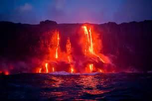 On the big island of hawaii photo credit to the hawaii visitor bureau