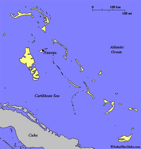 bahamas location map the bahamas introduction pictures flag map and travel