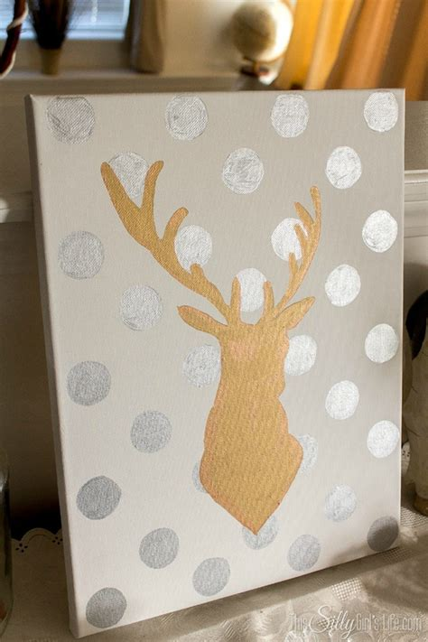 40 diy canvas craft ideas to kill time bored
