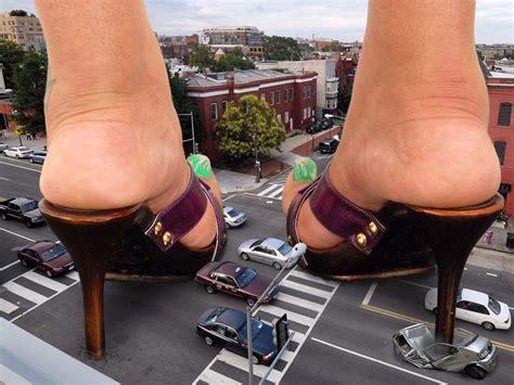 giantess sandals giantess in heels