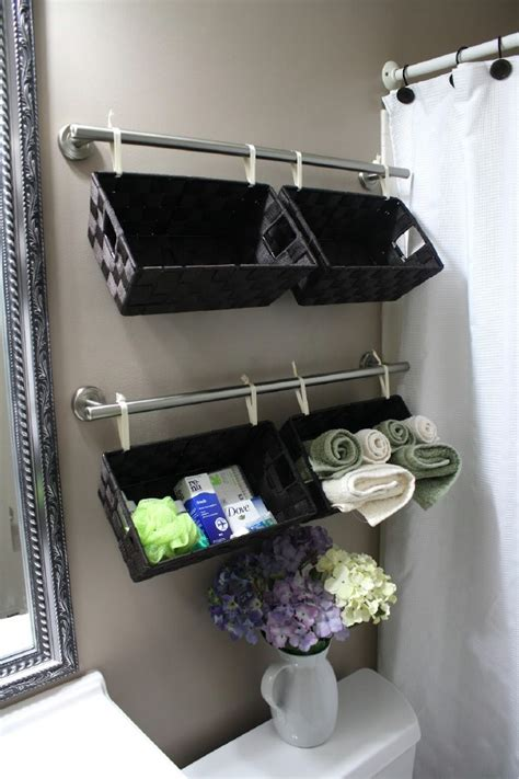 Bathroom Organization Diy | 30 brilliant bathroom organization and storage diy