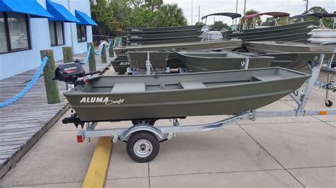 florida boat and trailer registration fees 2016 alumacraft 1036 package power boat for sale www