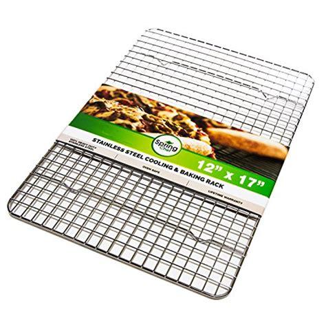 oven cooling racks safe heavy duty stainless steel baking