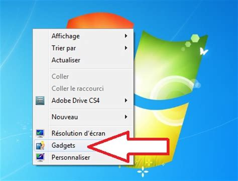 meteo sur le bureau windows 7 comment installer la m 233 t 233 o sur bureau windows 7