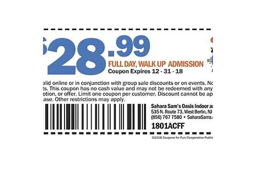 sahara sams coupons