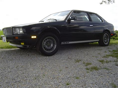 1985 maserati biturbo engine 1985 maserati biturbo for sale