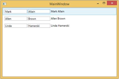 wpf textblock template mvvm wpf data templates
