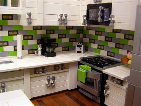 lego kitchen lego bricks the walkup