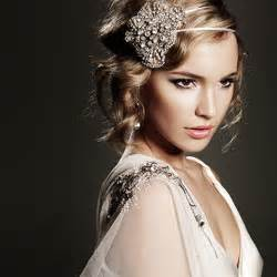 1920 bridal hair styles gatsby style 1920s wedding inspiration part 2