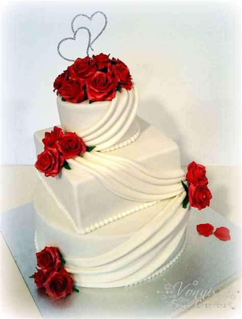 Hochzeitstorte Rot by Die Besten 17 Ideen Zu Rote Hochzeit Auf
