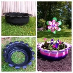 Good Pot De Fleurs Exterieur #11: Deco-jardin-jante-pneu-fleur-idee-diy.jpg