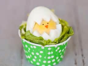 make a hatching chick egg for easter hgtv