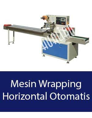 Mesin Id Card Otomatis mesin wrapping horizontal otomatis karya mandiri machinery