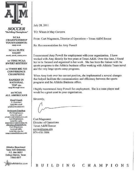 Recommendation Letter For Esl Portfolio Letters Of Reference Reference Letter Reference Letter