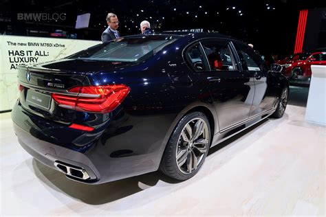 fastest bmw model the fastest bmw 7 series model shines in detroit