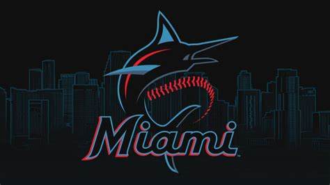 miami marlins colors marlins unveil new colors logo in big reveal