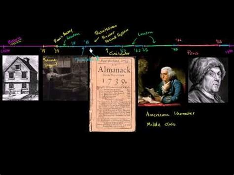 biography of benjamin franklin youtube 17 best images about gombrich a little history of the
