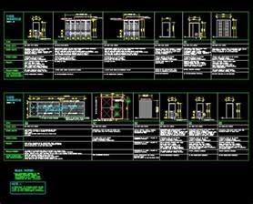 dwg templates free cad drawing door schedule template 7 industrial b