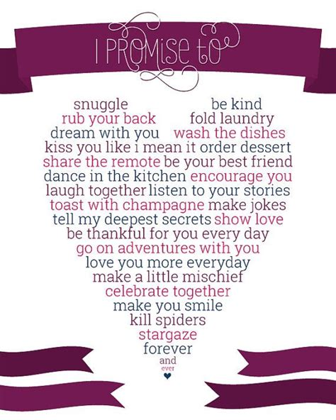 images with i promise you love forever 8x10 custom print i promise to love you forever and ever
