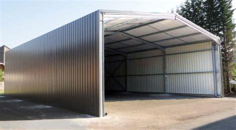 Hangar En Bois Prix by Hangar Metallique Sur Mesure Fabrications Sur Mesure Sarl