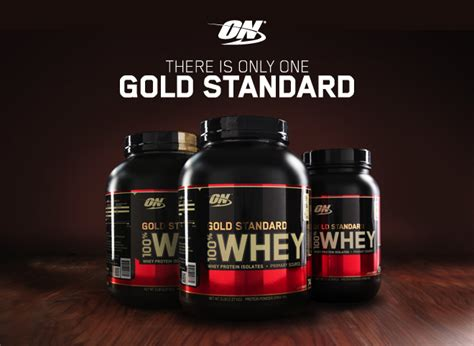 Whey Protein On Gold Standard gold standard 100 whey protein by optimum nutrition at