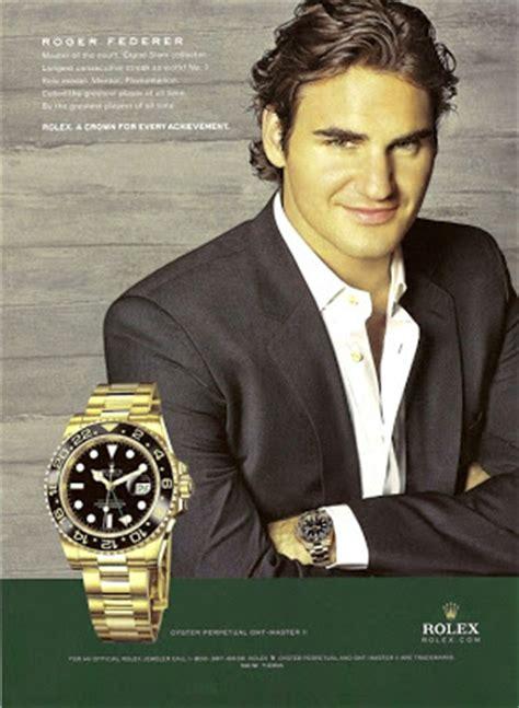 j'aime les montres: la dernière pub rolex avec roger federer