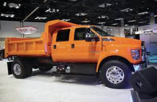 Ford 2016 Truck 2016 Ford F 650 And F 750 Commercial Truck Look