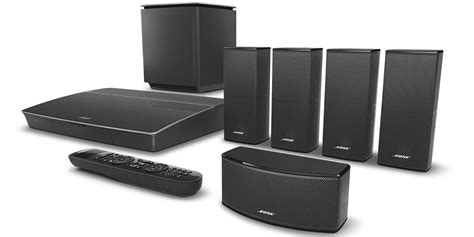 Bose Lifestyle 600 System Gosend bose lifestyle 600 noir packs home cin 233 ma complets sur