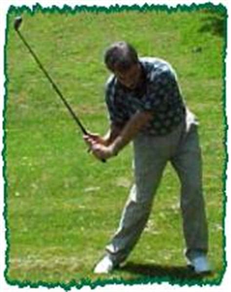 beginner golf swing tips only 1 down swing thought for your down swing you don t