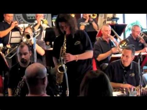 swing shift big band swing shift big band caravan live at the rex youtube