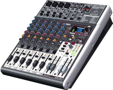 Mixer Behringer Xenyx X1204usb behringer xenyx x1204usb usb mixer with effects