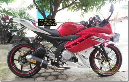 Modip Sepeda Motor by Yamaha Vixion Modip Fairing Yamaha R15 Malah Sering Dikira