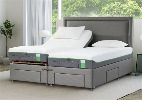 Tempurpedic King Bed Frame Tempur Adjustable Bed King Size Tempur 100 Tempur Pedic Bed Frame With Headboard Bedroom Box