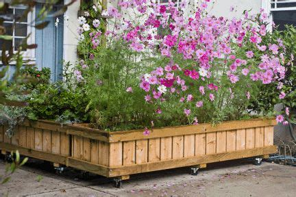 rolling raised garden beds pin by bendrick on products of interest