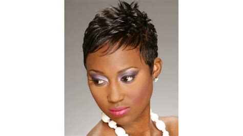 Hairstyle For Black With Thin Hair by American Hairstyles Thin Hair Hairstyles