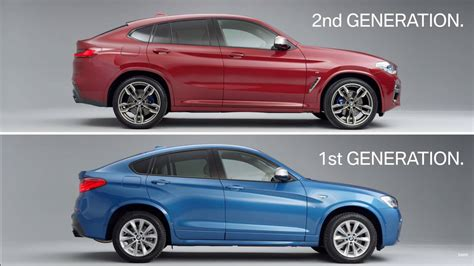 2019 Bmw X4 by 2019 Bmw X4 Compared To Model In Official