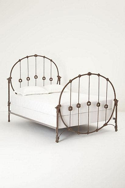 hoopskirt bed frame anthropologie com