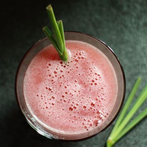 Lemongrass Detox Juice by Five Best Detoxification Juice Recipes For Cleansing