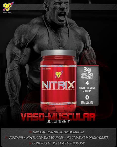 Suplemen Nitrix bsn nitrix 2 0 90 tablets pre workout l arginine