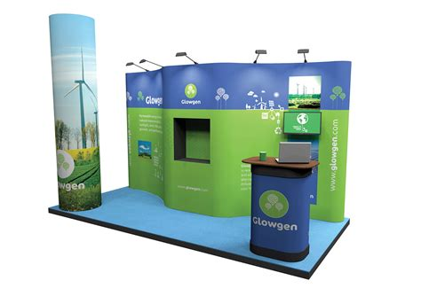 Wall Tent Ultima Displays Modular Exhibition Stand Gallery