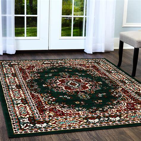 Area Rug Mat Traditional Medallion Area Rug Style Carpet Runner Mat Allsizes Ebay