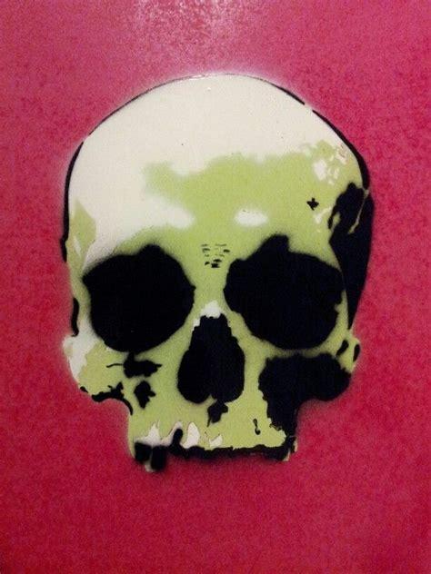 skull stencil skull art skull stencil stencil art