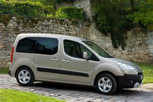 Peugeot Partner Review Peugeot Partner Tepee Estate Review 2008 Parkers