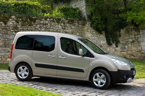 Peugeot Partner Tepee Estate Review 2008 Parkers