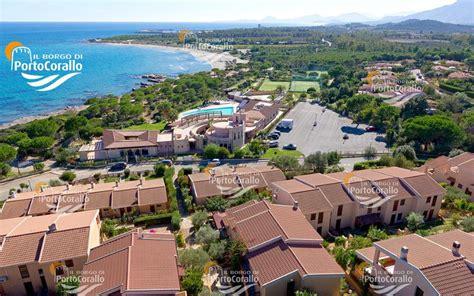 il borgo di porto corallo zweizimmerappartement il borgo di porto corallo villen