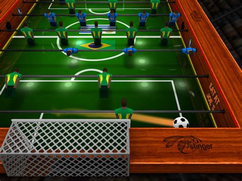 stinger foosball league brings table soccer to iphone and