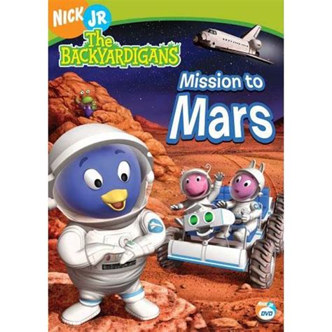 Backyardigans Mission To Mars The Backyardigans Mission To Mars Dvd Www Imgkid