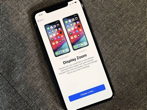 iphone xs max ships with an exclusive feature display zoom news4c