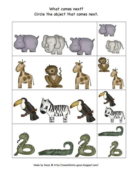 kindergarten themes animals 88 best south africa theme images on pinterest wild